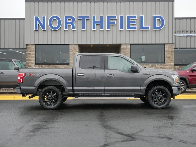 Used 2019 Ford F-150 XLT with VIN 1FTEW1E54KKD77940 for sale in Northfield, Minnesota