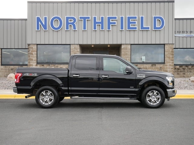 Used 2016 Ford F-150 XLT with VIN 1FTEW1EP6GKE74209 for sale in Northfield, Minnesota