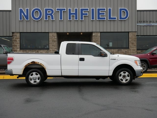 Used 2010 Ford F-150 XLT with VIN 1FTFX1CV4AFA76368 for sale in Northfield, Minnesota