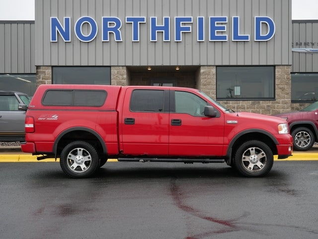 Used 2004 Ford F-150 FX4 with VIN 1FTPW14544FA39735 for sale in Northfield, Minnesota