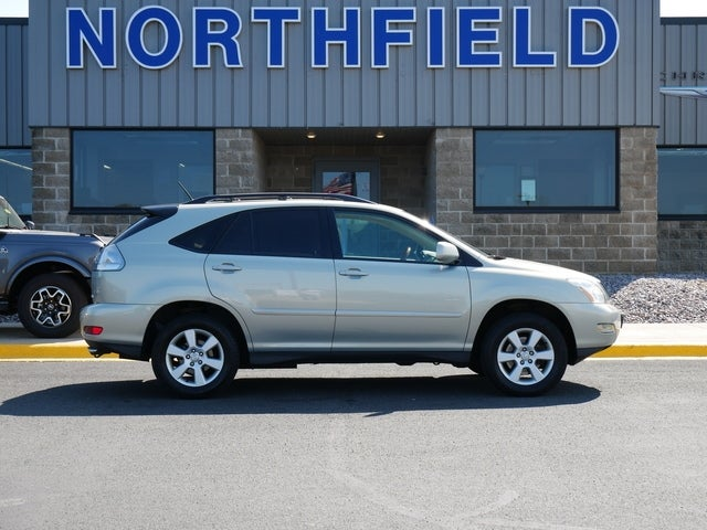 Used 2005 Lexus RX 330 with VIN 2T2HA31UX5C081228 for sale in Northfield, Minnesota