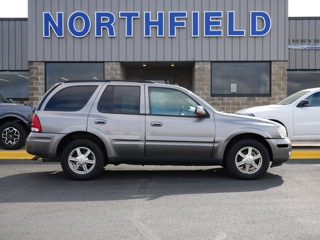 Used 2005 Buick Rainier CXL with VIN 5GADT13S752370354 for sale in Northfield, Minnesota