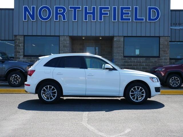 Used 2012 Audi Q5 Premium with VIN WA1CFAFP5CA068857 for sale in Northfield, Minnesota